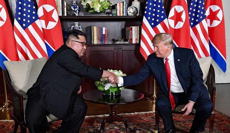 Трамп еще раз втретится с Ким Чен Ыном - фото 1
