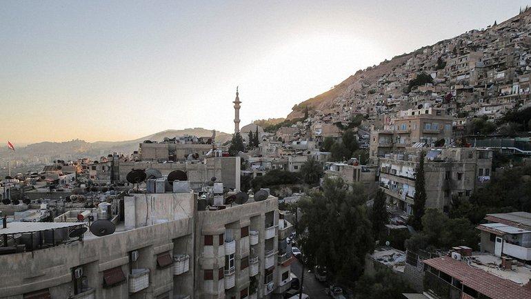 В столице Сирии взрыв: есть раненные и погибшие - фото 1