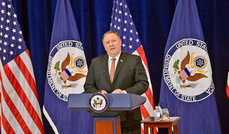 Госсекретарь Майк Помпео намерен стать сенатором - фото 1