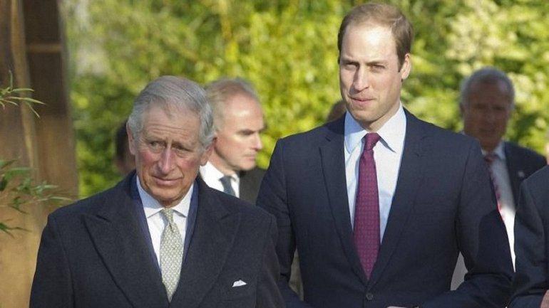 Принц Чарльз и принц Уильям готовятся занять престол - фото 1