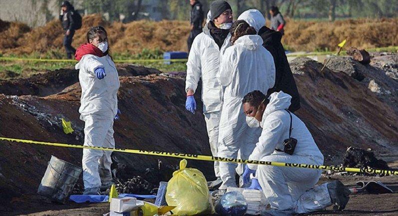 Взрыв трубопровода в Мексике: число погибших возросло до 91 - фото 1