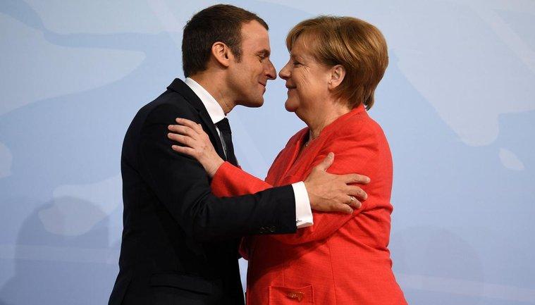 Меркель и Макрон не понимают происходящего и не способны оценить угрозы - фото 1