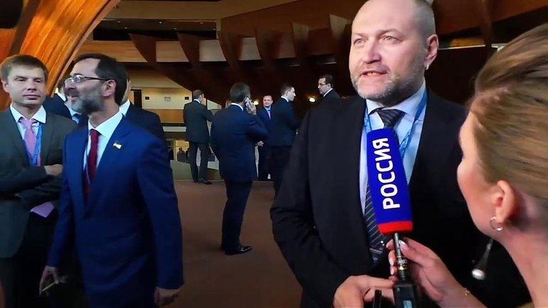 Борислав Береза помножил на ноль российскую пропагандистку Скабееву - фото 1