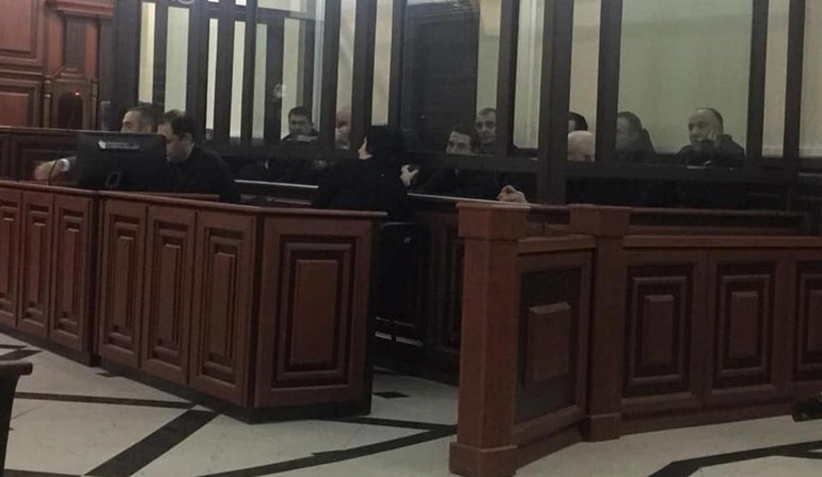Украинцев-экспортеров революции оставили под стражей в Тбилиси - фото 1