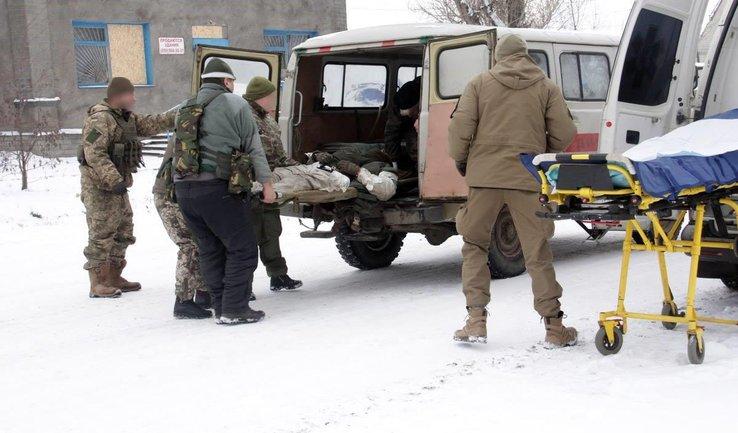 Русские ранили четверых бойцов ВСУ и убили капеллана - фото 1