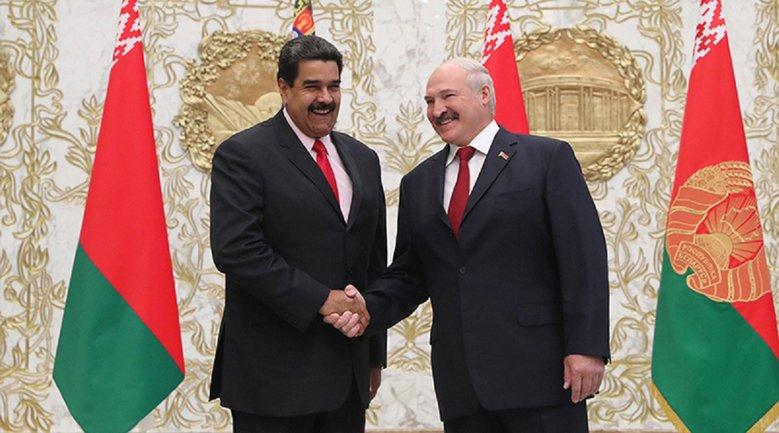 18 лет вместе: Лукашенко поддержал Мадуро - фото 1