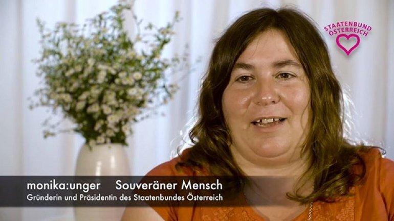 Моника Унгер пыталась захватить власть в Австрии - фото 1