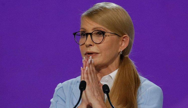 Тимошенко декларирует смешные доходы - фото 1