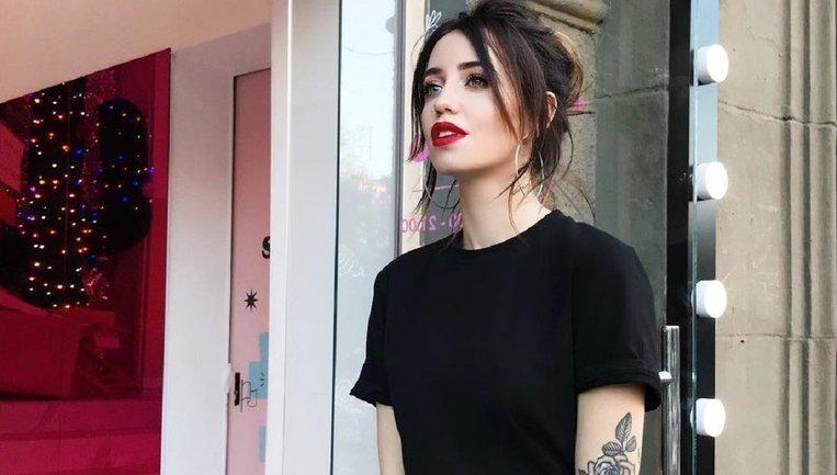 Надя Дорофеева сменила цвет волос - фото 1