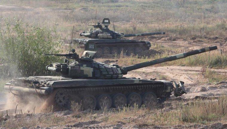ВСУ обзавелись резервными танковым корпусом и танковой бригадой - фото 1