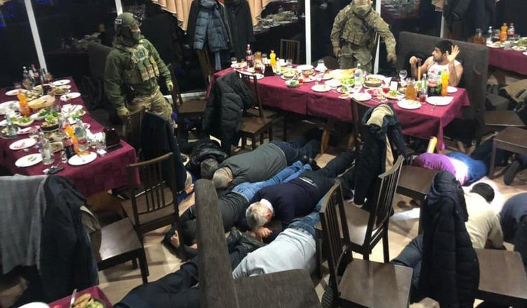 Спецназовцы КОРДа упаковали почти 40 криминальных авторитетов - фото 1
