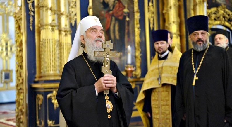 Патриарх Ириней уже не первый раз повторяет пропаганду Кремля - фото 1
