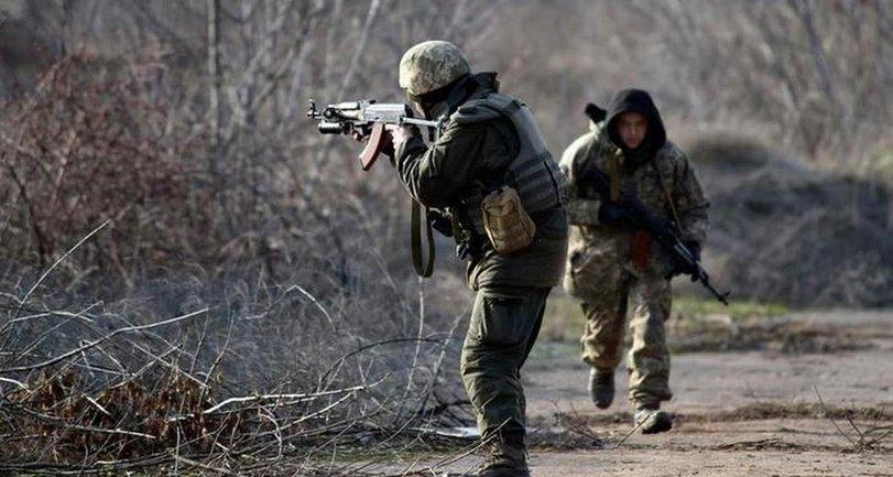 Украинские разведчики уничтожили засаду врага - фото 1