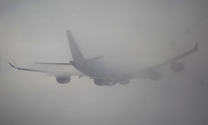 """В аэропорту """"Киев"""" задерживают вылет самоолетов - фото 1"""