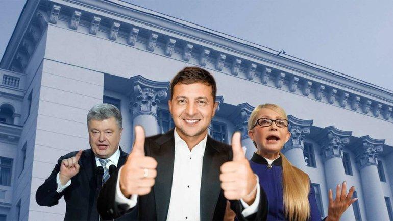 Список кандидатов в президенты Украины-2019 - фото 1