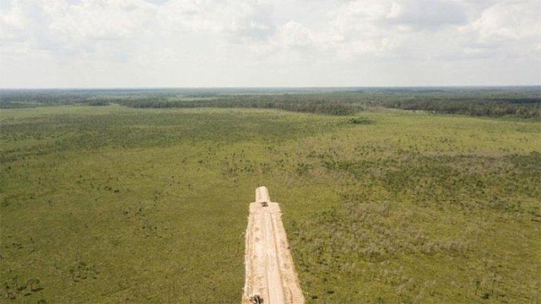 Беларусь активно и подозрительно развивает транспортную инфраструктуру у границ с Украиной - фото 1