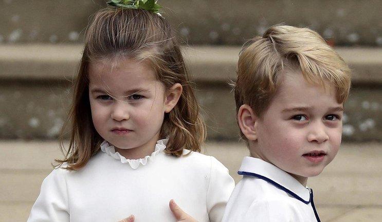 В списке запрещенных слов няни детей герцогов Кембриджских повилось еще одно - фото 1
