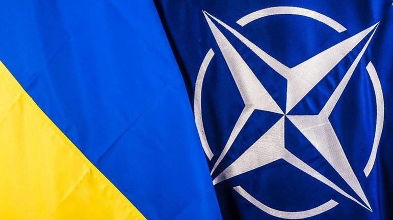 Украина официально направила обращение к НАТО - фото 1