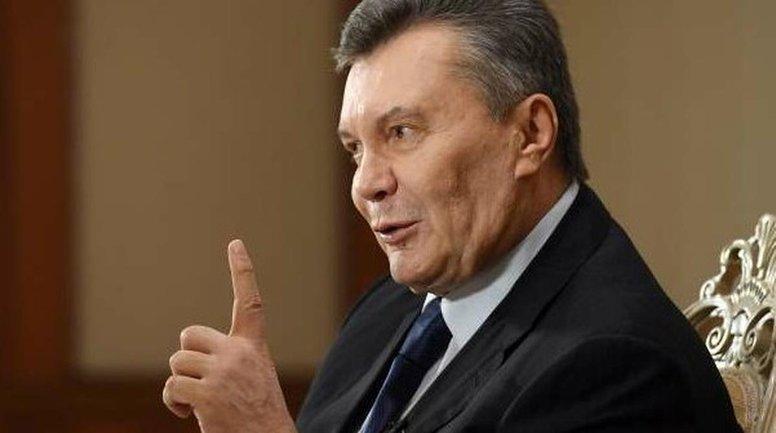 Янукович находится в РФ с непонятным юридическим статусом - фото 1