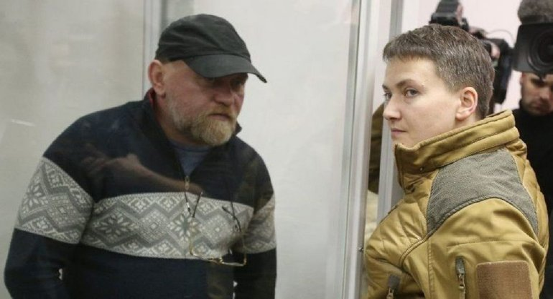 Дело Савченко и Рубана передали в Чернигов - фото 1