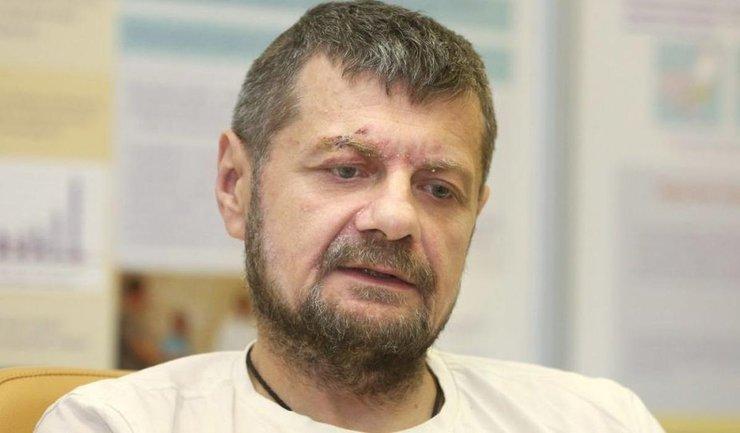 Мосийчука поймали в работе на регионалов - фото 1