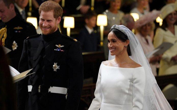 Отношения Меган Маркл и принца Гарри покажут на экранах - фото 1