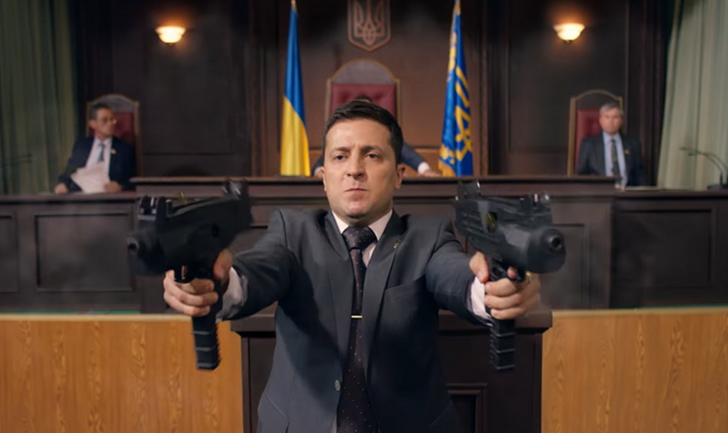 Василий Голобородько - лидер электоральных симпатий - фото 1