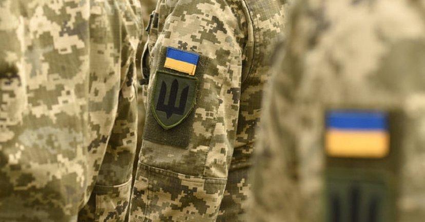 На Донбассе убили украинского бойца - фото 1
