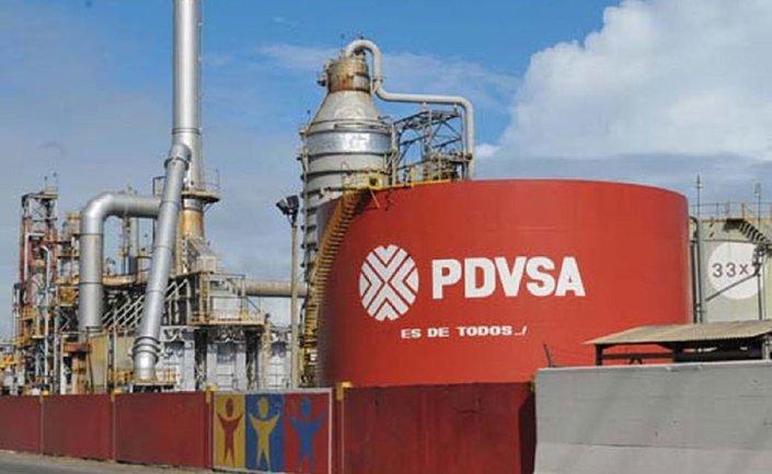 Газпромбанк заблокировал счета Petróleos de Venezuela SA - фото 1