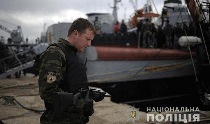 Украинские полицейские вычислили предателей - фото 1