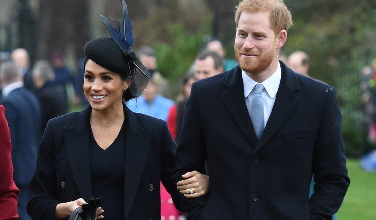 Двойники Меган Маркл и принца Гарри снялись в новой фотосессии - фото 1