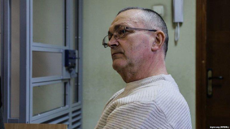Суд продлил арест Петру Михальчевскому - фото 1
