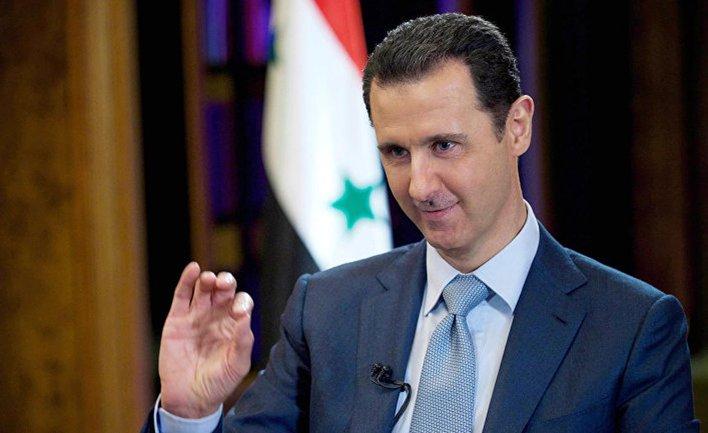 Даже Асад не хочет ехать в Крым - фото 1