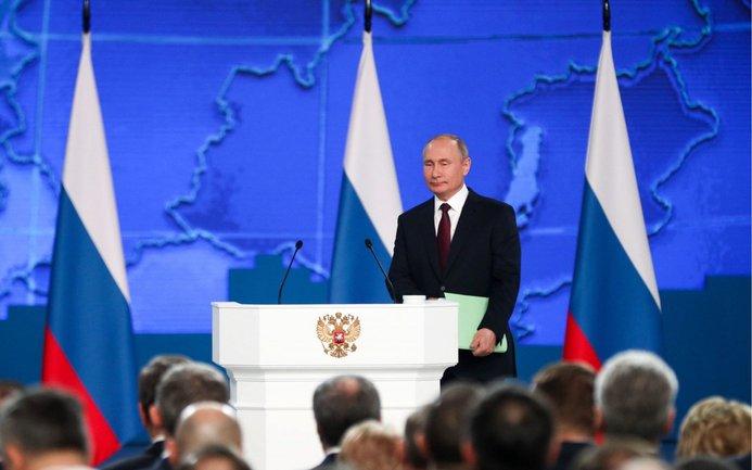 Кремль затаился: Как понимать послание Путина - фото 1