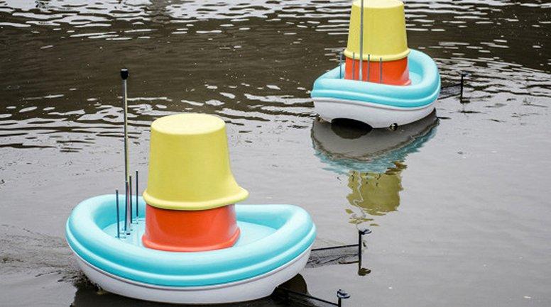 Лодки, очищающие реки от загрязнений: IKEA выпустилиновинку - фото 1