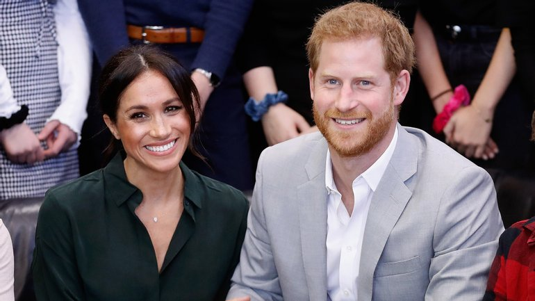 Стало известно, какого пола будет ребенок Меган Марл и принца Гарри - фото 1