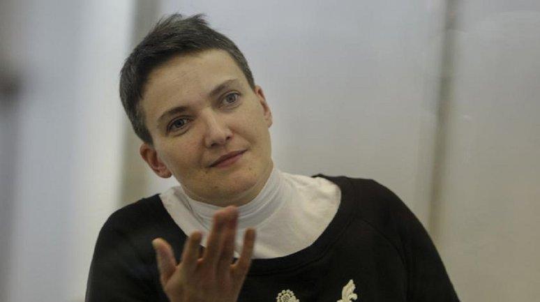 Савченко призналась, что хотела взорвать Раду - фото 1