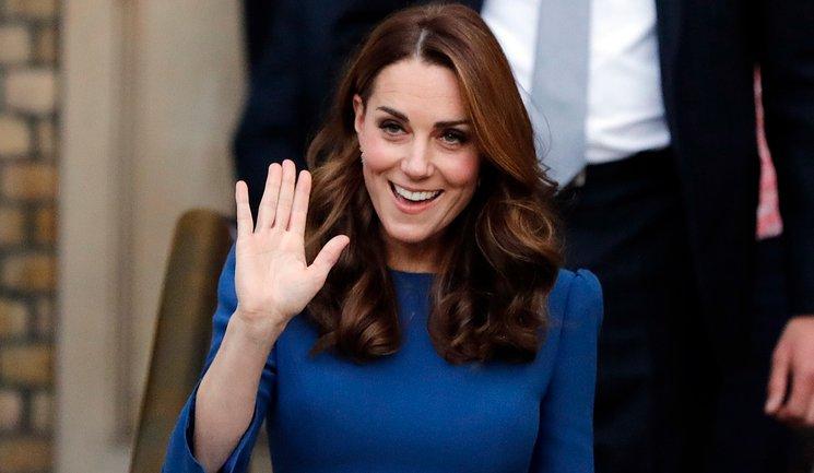 Кейт Миддлтон и принц Уильям совершили очередной визит - фото 1