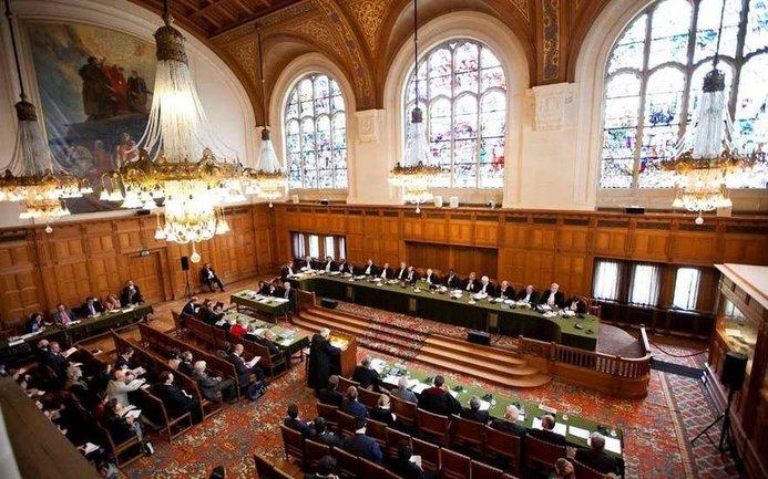 """Суд в Гааге готов нахлабучить """"Газпром"""" - фото 1"""