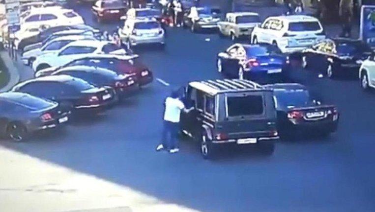 На имущество избивших Мустафу Найема наложили арест - фото 1