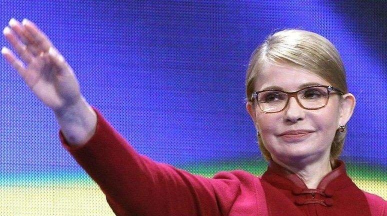 На Тимошенко работают российские политтехнологи - фото 1