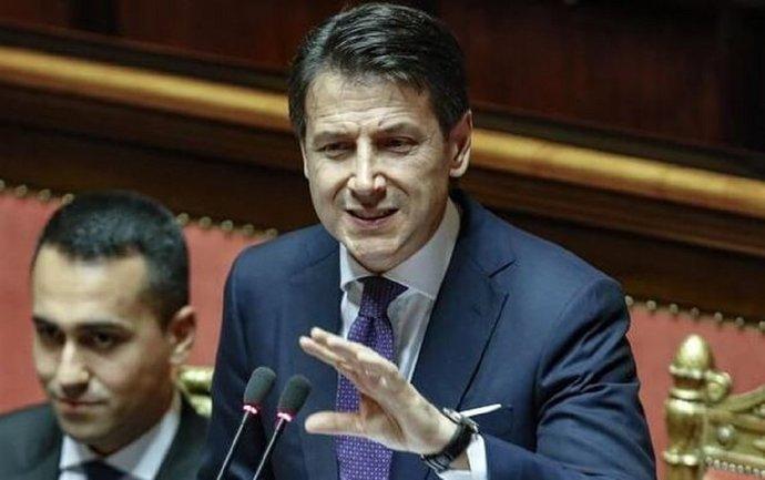 Джузеппе Конте - фото 1