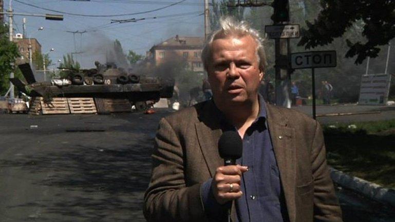 В Австрии возмущены запретом въезда журналисту в Украину - фото 1