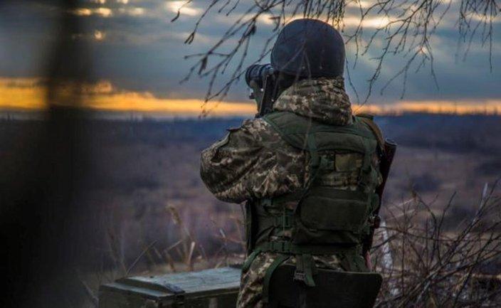 На Донбассе сохраняется перемирие - фото 1
