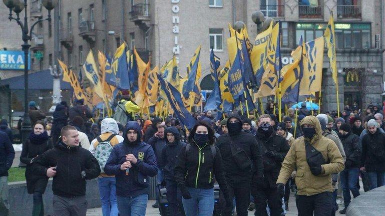 МВД сделало громкое заявление по Национальному корпусу - фото 1