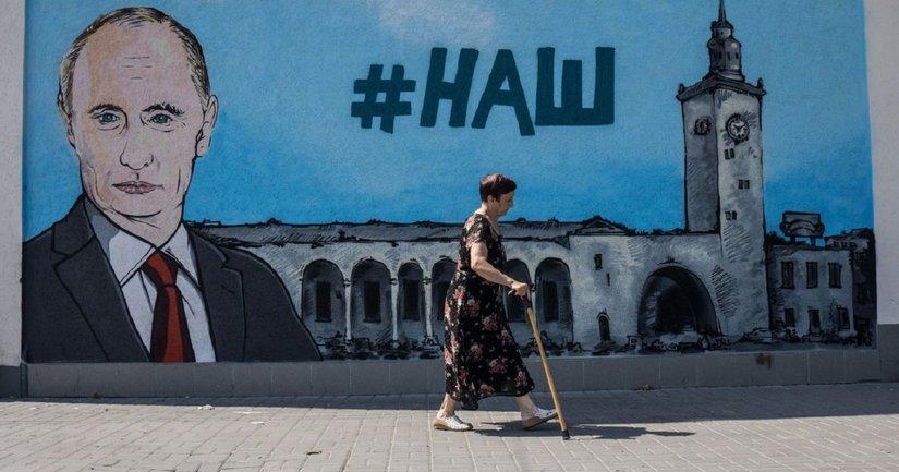 Наблюдателей незаконных выборов президента в оккупированном Крыму накажут - фото 1