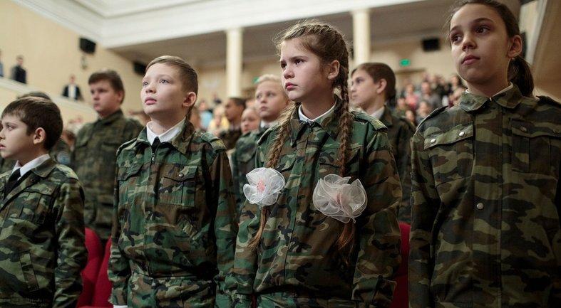 """В России """"проблемных детей"""" будут учить военному образу жизни - фото 1"""