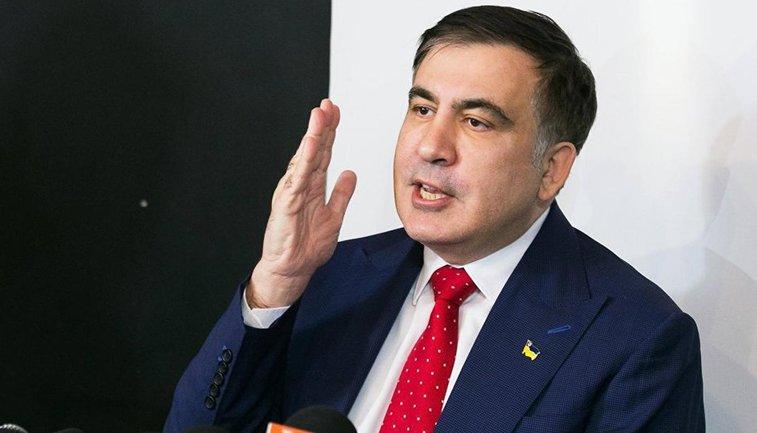 Саакашвили снова бредит - фото 1