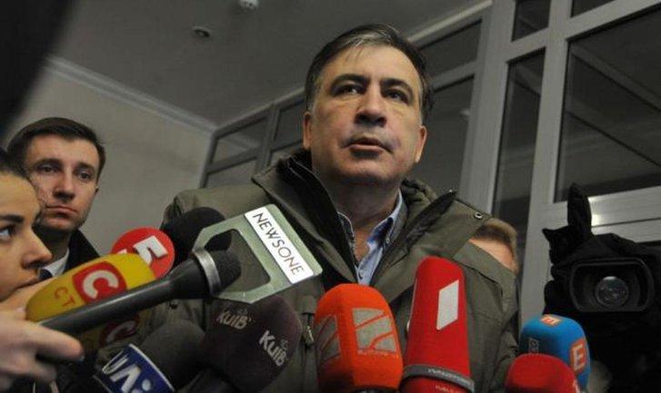 Саакашвили не пустят в Украину - фото 1