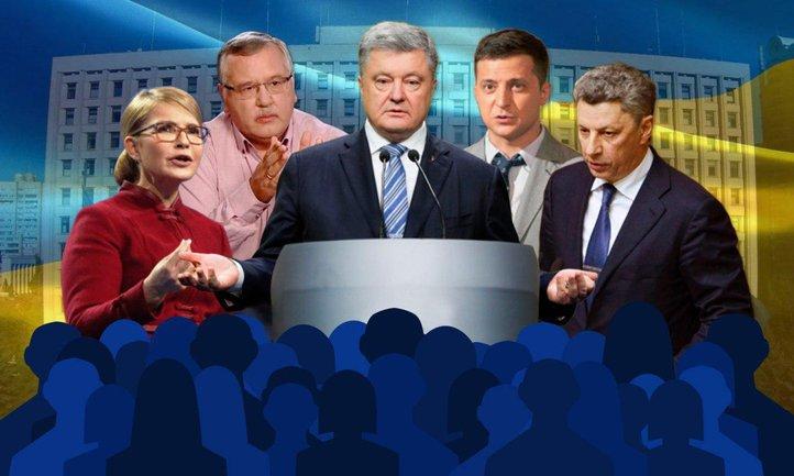 Порошенко обгоняет Тимошенко в борьбе за второй тур - фото 1